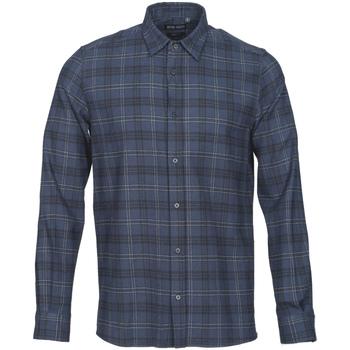 Textiel Heren Overhemden lange mouwen Antony Morato MMSL00551 FA410123 Blauw