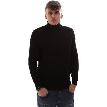 Textiel Heren Truien Antony Morato MMSW00958 YA500002 Zwart