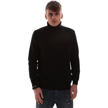 Textiel Heren Truien Antony Morato MMSW00977 YA200055 Zwart