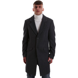 Textiel Heren Mantel jassen Antony Morato MMCO00574 FA500024 Grijs