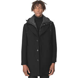 Textiel Heren Mantel jassen Antony Morato MMCO00581 FA500047 Zwart
