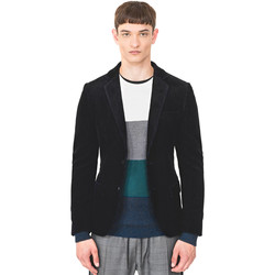 Textiel Heren Jasjes / Blazers Antony Morato MMJA00406 FA300011 Blauw