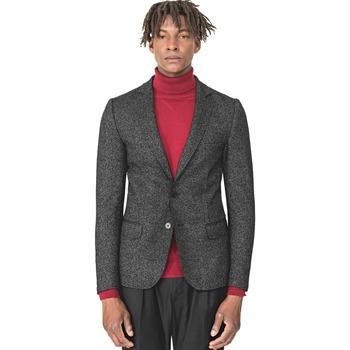 Textiel Heren Jasjes / Blazers Antony Morato MMJA00408 FA140161 Zwart