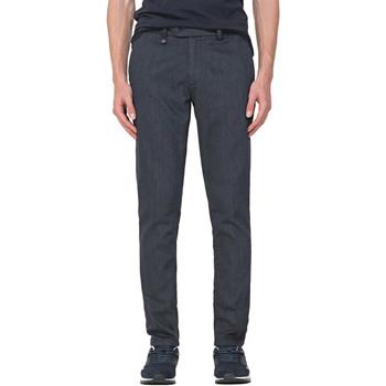 Textiel Heren Chino's Antony Morato MMTR00496 FA850205 Blauw