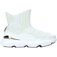 Schoenen Heren Hoge sneakers Ea7 Emporio Armani X8Z019 XK121 Wit