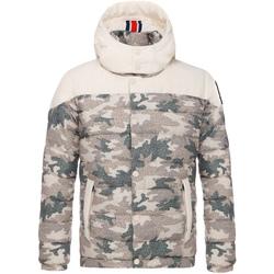 Textiel Heren Dons gevoerde jassen Invicta 4431599/U Beige