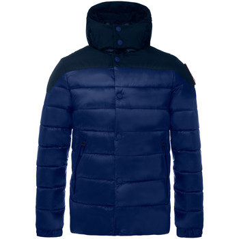 Textiel Heren Dons gevoerde jassen Invicta 4431604/U Bleu