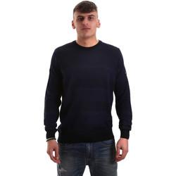 Textiel Heren Truien Navigare NV10218 30 Blauw