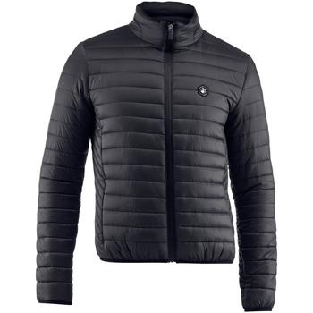 Textiel Heren Dons gevoerde jassen Lumberjack CM37822 005 407 Zwart