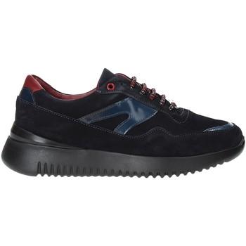 Schoenen Heren Lage sneakers Exton 335 Blauw