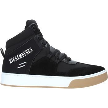 Schoenen Heren Hoge sneakers Bikkembergs B4BKM0038 Zwart