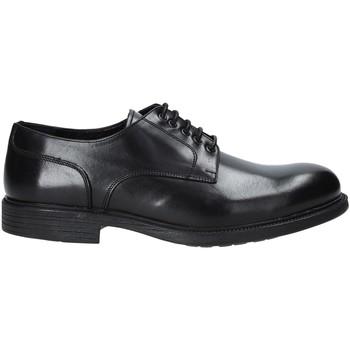 Schoenen Heren Derby Rogers 6500_4 Zwart