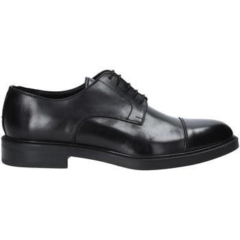 Schoenen Heren Derby Rogers 1001_4 Zwart