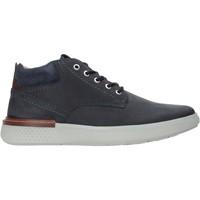 Schoenen Heren Hoge sneakers Wrangler WM92101A Blauw