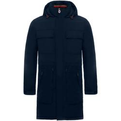 Textiel Heren Parka jassen Invicta 4432370/U Bleu