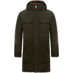 Textiel Heren Mantel jassen Invicta 4432370/U Groen