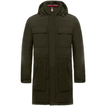 Textiel Heren Mantel jassen Invicta 4432370/U Vert