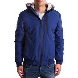 Textiel Heren Jacks / Blazers Invicta 4431587/U Blauw