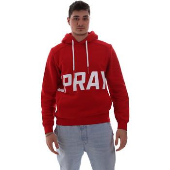 Textiel Heren Sweaters / Sweatshirts Sprayground 19AISP006 Rood