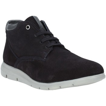 Schoenen Heren Hoge sneakers Impronte IM92053A Blauw