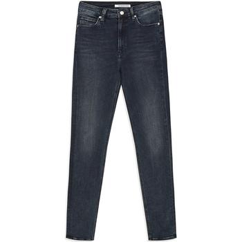 Textiel Dames Skinny jeans Calvin Klein Jeans J20J212018 Blauw