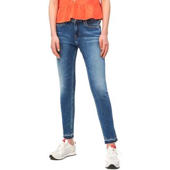 Textiel Dames Skinny jeans Calvin Klein Jeans J20J211434 Blauw