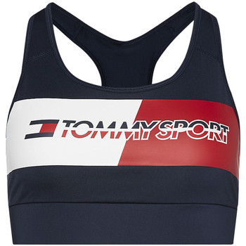 Textiel Dames Sport BHs Tommy Hilfiger S10S100299 Blauw