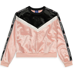 Textiel Dames Sweaters / Sweatshirts Champion 112276 Roze