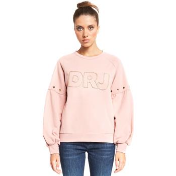 Textiel Dames Sweaters / Sweatshirts Denny Rose 921ND64018 Roze