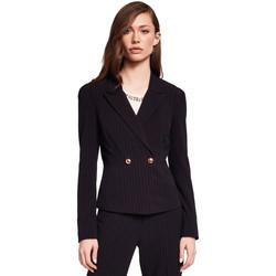 Textiel Dames Jasjes / Blazers Gaudi 921FD35009 Zwart