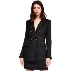 Textiel Dames Jasjes / Blazers Gaudi 921FD35029 Zwart