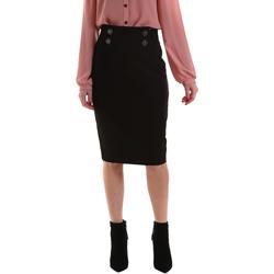 Textiel Dames Rokken Gaudi 921FD75001 Zwart