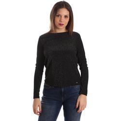 Textiel Dames Tops / Blousjes Gaudi 921FD64011 Zwart
