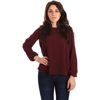 Textiel Dames Overhemden Gaudi 921BD45023 Rood