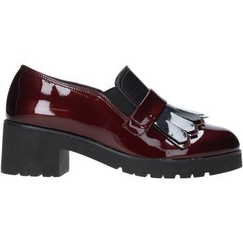 Schoenen Dames Mocassins Grace Shoes 224002 Rood