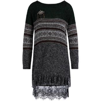 Textiel Dames Truien Liu Jo F69127 MA75I Vert