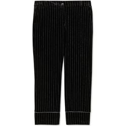 Textiel Dames Anzughosen Liu Jo F69250 T4097 Noir