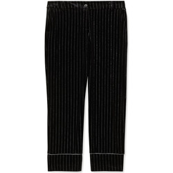 Textiel Dames Anzughosen Liu Jo F69250 T4097 Zwart