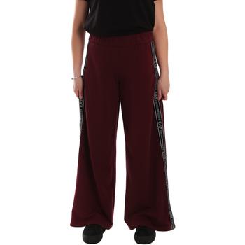 Textiel Dames Trainingsbroeken Emporio Armani EA7 6GTP63 TJ31Z Rood