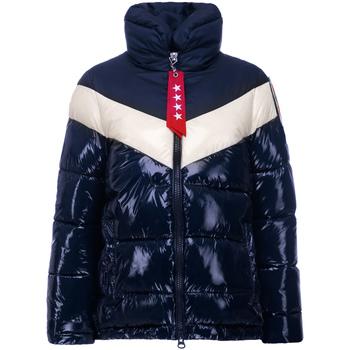 Textiel Dames Dons gevoerde jassen Invicta 4431607/D Blauw