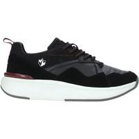 Schoenen Dames Lage sneakers Lumberjack SW66412 001 X25 Zwart