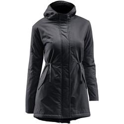 Textiel Dames Jacks / Blazers Lumberjack CW37821 004 513 Zwart