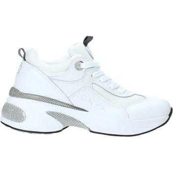 Schoenen Dames Lage sneakers Onyx W19-SOX514 Wit