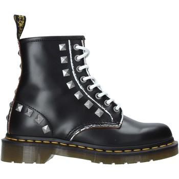 Schoenen Dames Enkellaarzen Dr Martens DMS1460BRVS25202001 Zwart