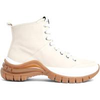 Schoenen Dames Enkellaarzen Calvin Klein Jeans B4R0763 Beige