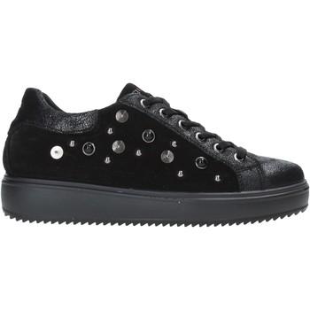 Schoenen Dames Lage sneakers IgI&CO 4150700 Zwart