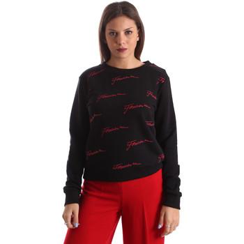 Textiel Dames Sweaters / Sweatshirts Fracomina FR19FP961 Zwart