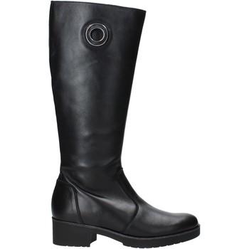 Schoenen Dames Hoge laarzen Susimoda 8956 Zwart