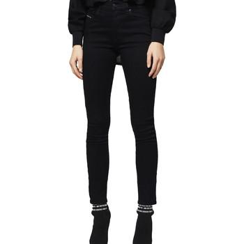 Textiel Dames Skinny jeans Diesel 00STRN 069EF Zwart