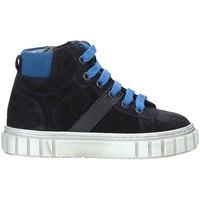 Schoenen Kinderen Hoge sneakers Nero Giardini A923700M Bleu
